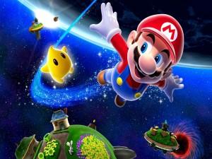 Postal: Super Mario Galaxy