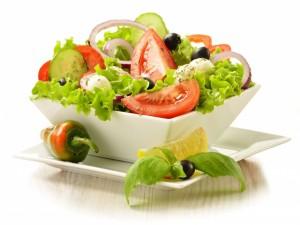 Cuenco de ensalada