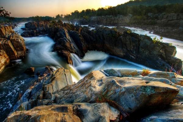 Un río con verdadero encanto
