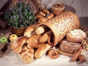 Gran variedad de panes
