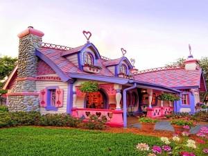 La casa de la princesa
