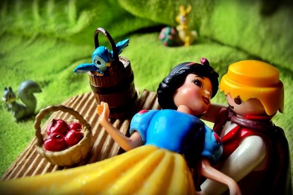 Blancanieves y el príncipe