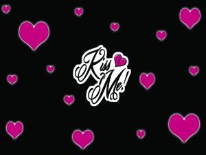 Postal: ¡Bésame! 13 de Abril, Día Internacional del Beso