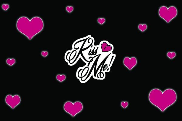 ¡Bésame! 13 de Abril, Día Internacional del Beso