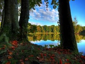 El lago de los recuerdos