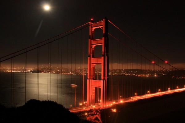 El puente y la luna