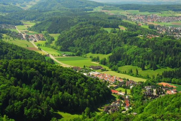 Pueblos rodeados de naturaleza