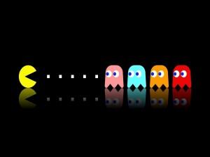 Postal: Pac-Man