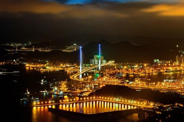 Puente Canteros en Hong Kong