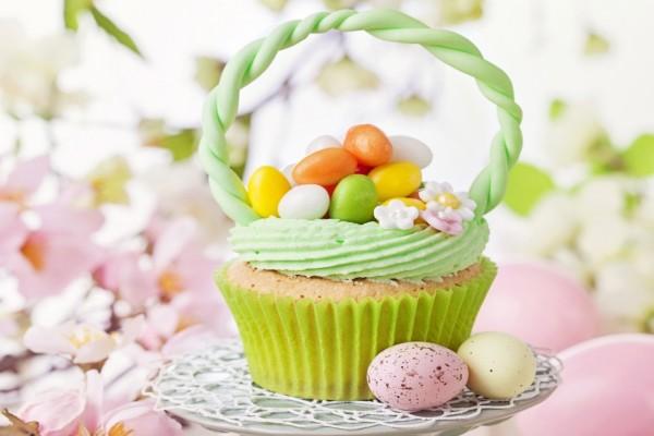 Cupcake para Pascua