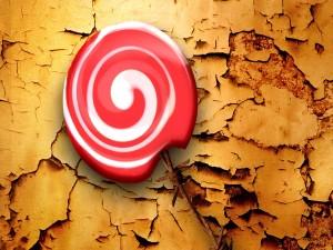 Espiral de caramelo