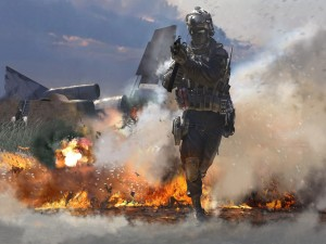Postal: Modern Warfare 2