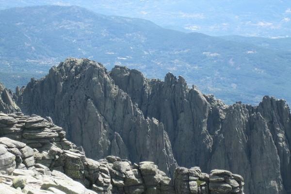 Montañas de: Los Galayos, en la Sierra de Gredos (España)