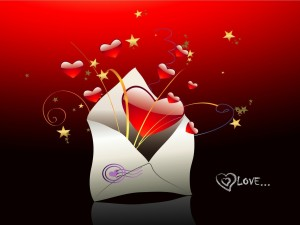 Carta romántica para conquistar
