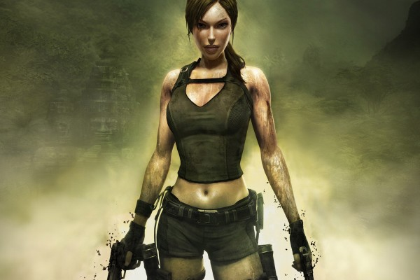Lara Croft: Tomb Raider Underworld