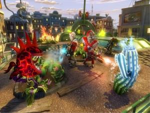 Plantas contra Zombies: Garden Warfare