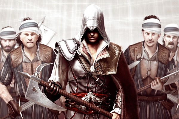 Assassin's Creed II (personajes)