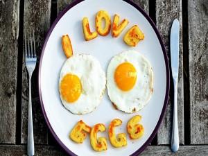 Yo amo los huevos fritos