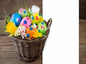 Postal: Postal para el Día de Pascua