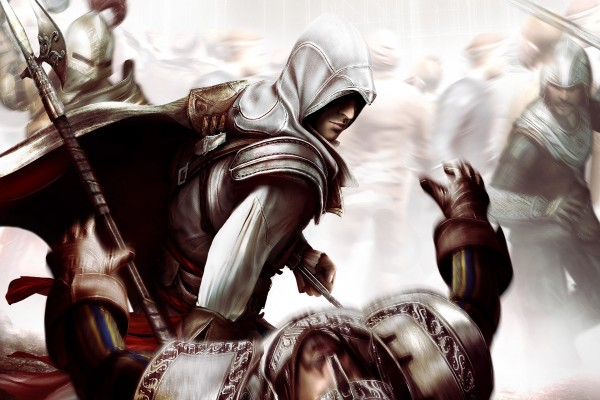 Ezio Auditore, personaje real de Assassin's Creed