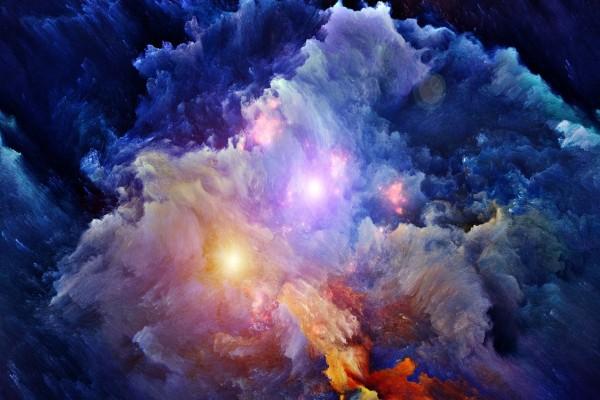 Brillos y nubes