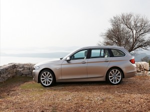 Postal: BMW Serie 5 Touring