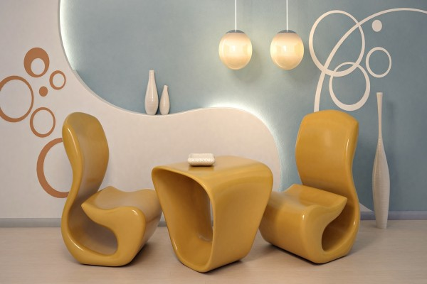 Mobiliario original y moderno