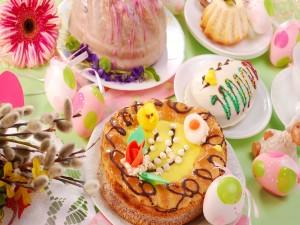 Riquísimos dulces para Pascua