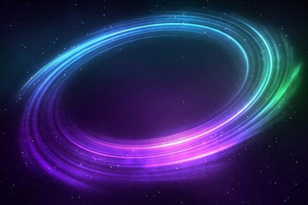 Galaxia de colores
