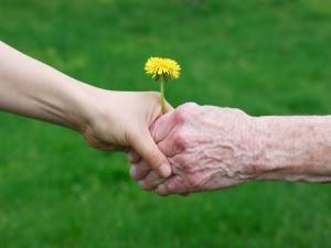 Te regalo una flor