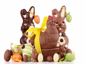 """Chocolates para el """"Día de Pascua"""""""