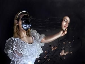Un lobo tras la máscara