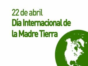 Postal: 22 de Abril, Día Internacional de la Madre Tierra