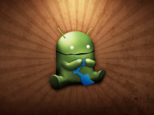 El robot de Android