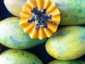 Postal: Papayas