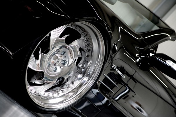 V8 Kompressor (Mercedes)