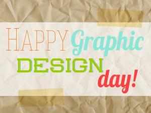 Postal: Feliz Día del Diseño Gráfico (27 de Abril)