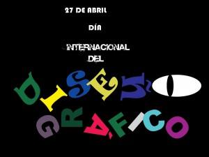 Postal: 27 de Abril: Día Internacional del Diseño Gráfico