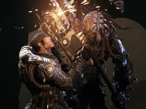 Lucha en: Gears of War 2