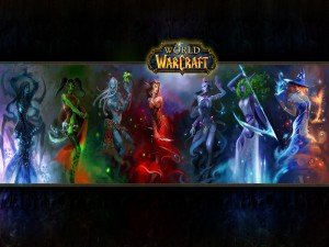 Personajes de World of Warcraft