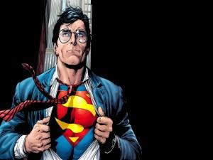 Postal: Clark Kent, Superman