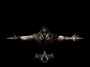 Assassin's Creed II, personaje con espadas en los brazos