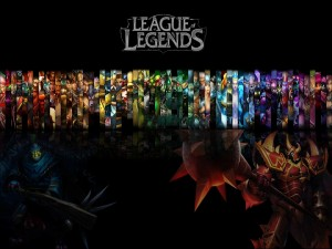 League of Legends (Personajes)
