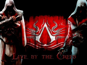 "Postal: Assassin's Creed ""Live by the Creed"""