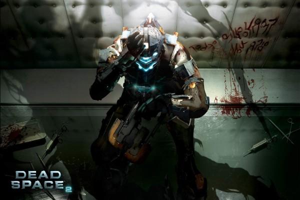 Isaac protagonista de Dead Space 2