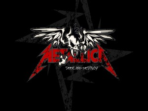 "Postal: Metallica ""Seek and Destroy"" (álbum Kill 'Em All)"