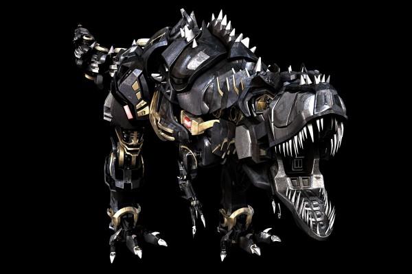 """Dinobot Grimlock """"Transformers 4: La Era de la Extinción"""""""