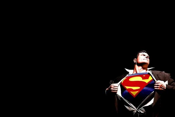 Clark es Superman