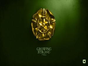Casa Tyrell: Crecer Fuerte