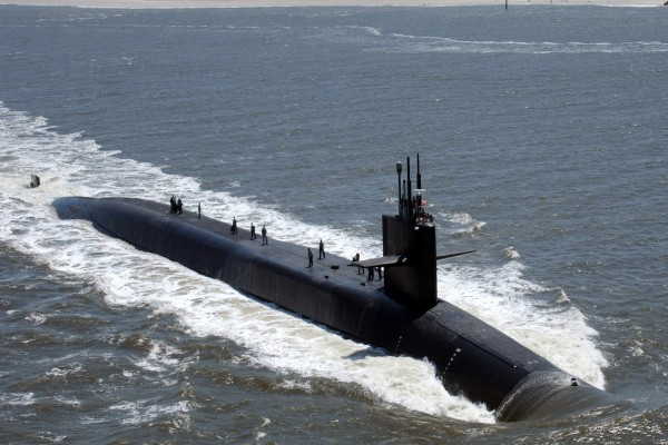 Submarino negro